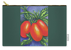 Tomato Roma Carry-all Pouch