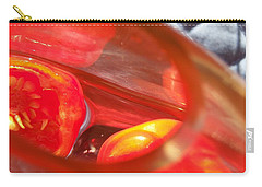 Carry-all Pouch featuring the photograph Tomatoe Red by Richard Ricci