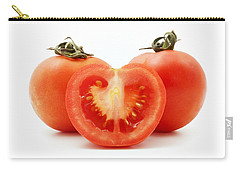 Tomatoes Carry-all Pouch by Fabrizio Troiani
