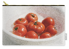 Tomatos Carry-all Pouch by George Robinson