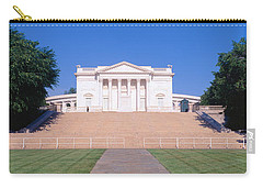 Tomb Of The Unknown Soldier, Arlington Carry-all Pouch by Panoramic Images