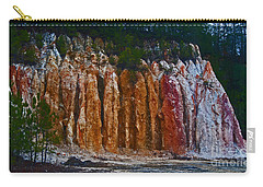 Tombs Land Formation Carry-all Pouch