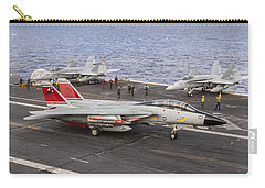Tomcatters Aboard The Uss Theodore Roosevelt Carry-all Pouch