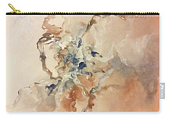 Carry-all Pouch featuring the painting Tomorrows Dream by Raymond Doward