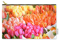 Tons Of Tulips Carry-all Pouch