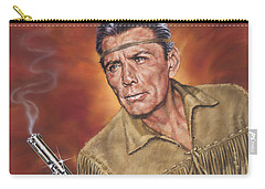 Tonto - Jay Silverheels Carry-all Pouch