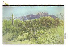 Tonto National Forest Carry-all Pouch