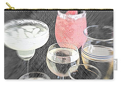 Carry-all Pouch featuring the photograph Too Many To Drive by Sherry Hallemeier