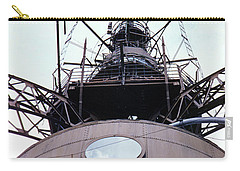 Top Of The Eiffel Tower 1955 Carry-all Pouch