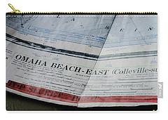 Top Secret - Omaha Beach Carry-all Pouch