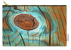 Topographical Knot Photograph Carry-all Pouch