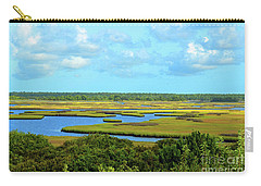 Topsail Island Marshland Carry-all Pouch