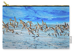 Topsail Skimmers Carry-all Pouch