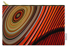 Tormented Eye Carry-all Pouch by Thibault Toussaint