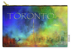 Toronto - Cityscape Carry-all Pouch