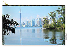 Toronto From The Islands Park Carry-all Pouch