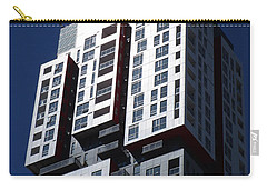 Toronto Skyscrapers 6 Carry-all Pouch by Randall Weidner