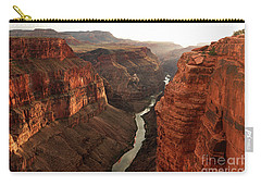 Toroweap In Grand Canyon Carry-all Pouch