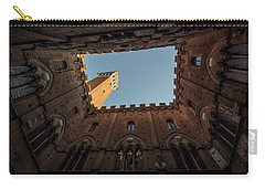Torre Del Mangia Siena Italy  Carry-all Pouch