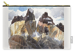 Torres Del Paine, Chile Carry-all Pouch
