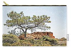 Torrey Pine 1 Carry-all Pouch