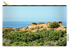 Torrey Pines California - Chaparral On The Coastal Cliffs Carry-all Pouch