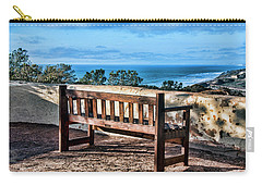 Torrey Pines View Carry-all Pouch