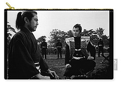 Toshiro Mifune Band Of Assassins Carry-all Pouch