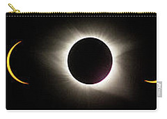 Total Eclipse 2017 Carry-all Pouch