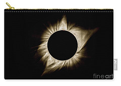 Total Solar Eclipse Corona Carry-all Pouch