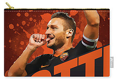 Totti Carry-all Pouch by Semih Yurdabak