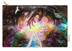 Touch Of God Carry-all Pouch