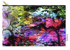 Touch Of Monet Carry-all Pouch