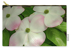 Touch Of Pink2 Carry-all Pouch