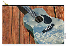 Carry-all Pouch featuring the photograph Touch The Sky by Laura Fasulo