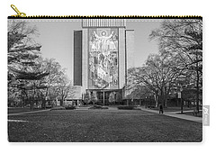 Touchdown Jesus Notre Dame  Carry-all Pouch