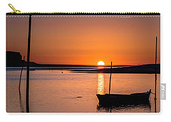 Touched By The Sun Carry-all Pouch by Edgar Laureano