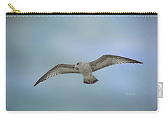 Carry-all Pouch featuring the photograph Touching The Sky by Phil Mancuso
