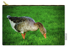 Toulouse Goose  Carry-all Pouch