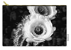 Tourch Cactus Bloom Carry-all Pouch