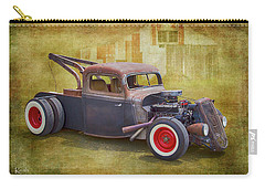 Carry-all Pouch featuring the photograph Tow Rat by Keith Hawley