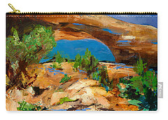 Toward The Arch  Carry-all Pouch