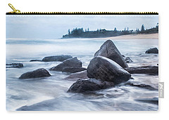 Carry-all Pouch featuring the photograph Towards Calmer Waters by Parker Cunningham