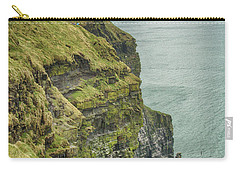 Tower At The Cliffs Of Moher Carry-all Pouch