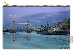 Tower Bridge Delight Carry-all Pouch