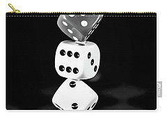 Tower Dice  Carry-all Pouch
