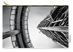Carry-all Pouch featuring the photograph Tower by Jorge Maia