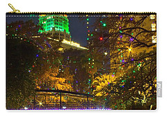 Tower Life Riverwalk Christmas Carry-all Pouch