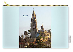 Tower Of Casa De Balboa In Balboa Park In San Diego - 2017 Carry-all Pouch