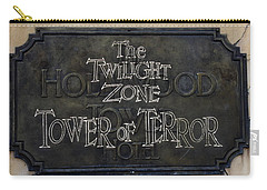 Tower Of Terror Carry-all Pouch